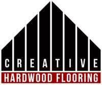 Creaetive Hardwood Flooring Logo